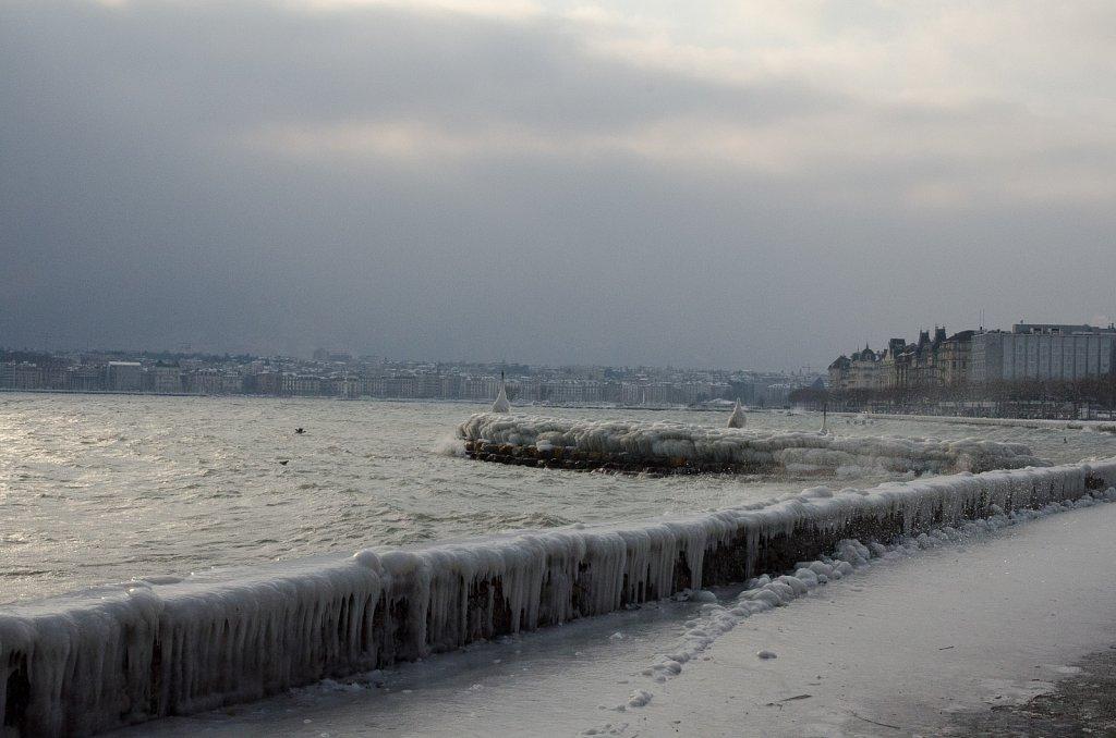 Genève en hivers